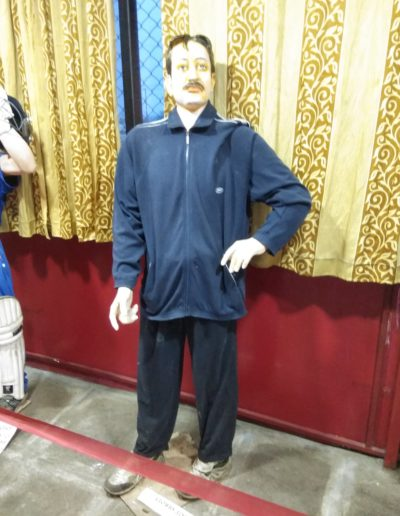 Wax Statue of Shri. Jackey Shroffji